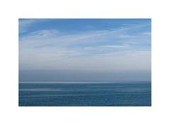 le ciel et la mer avaient rendez-vous à Antibes hier