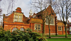 st.michael and all angels, bedford park, chiswick, london
