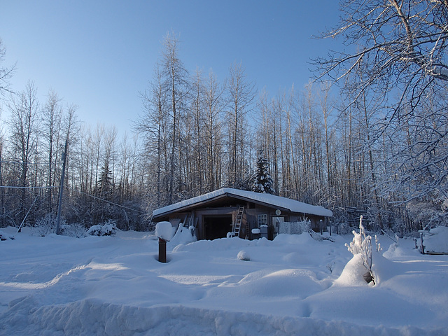 North pole 2014-2-9 afternoon 006