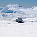 'Parked' in Antarctic Sea Ice