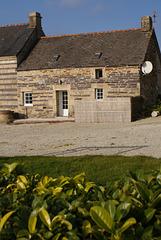 Maison ancienne à Kerbiguet