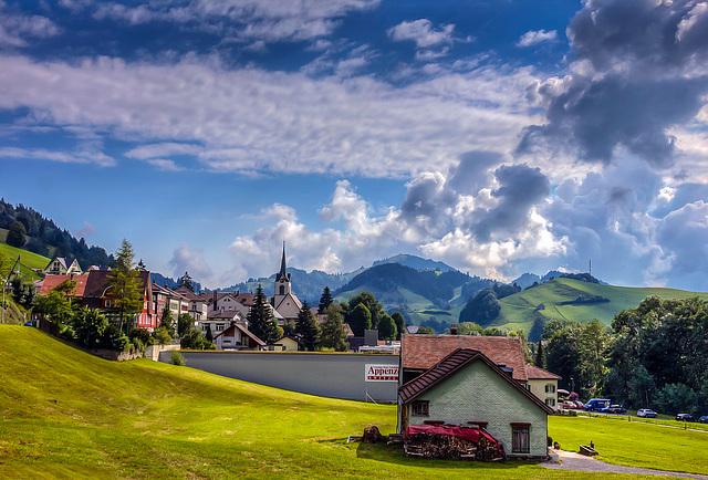 Urnäsch, Schweiz (045°)