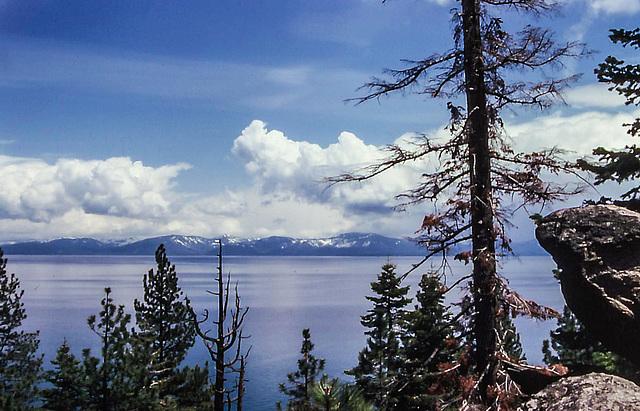 Lake Tahoe, Oct. 22nd, 1989