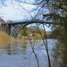 Swollen River Severn, Ironbridge