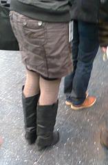 Boots an socks