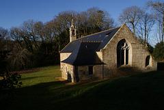 La chapelle de La Roche