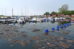 Sweden - Smygehuk, harbour