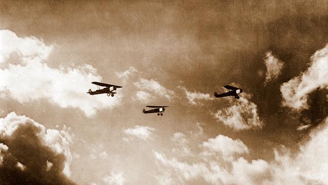 Fokker CV 1938