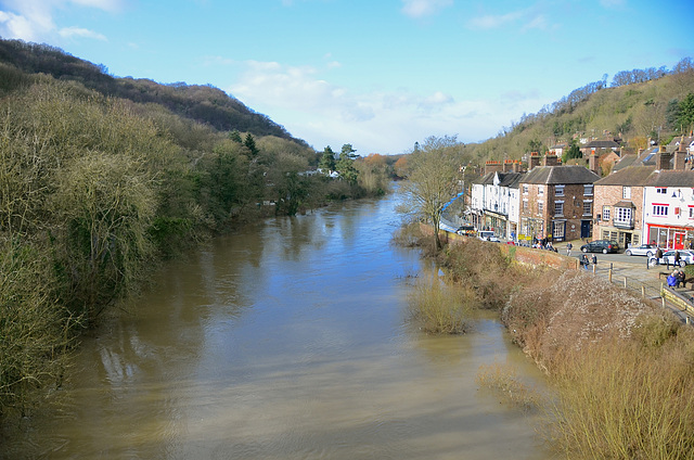 River Severn, Ironbridge