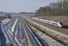 TGV POS sur LGV Rhin-Rhône
