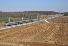 TGV POS à Chaucenne