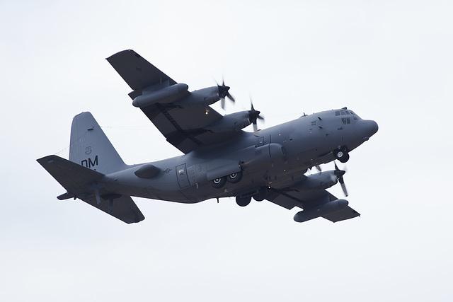 Lockheed EC-130H Hercules 73-1588