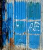 Corrugated Rothko