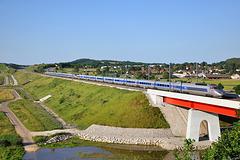 TGV SE à Voray
