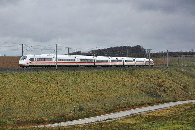 Velaro sur LGV Rhin-Rhône