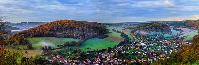 Neckartal bei Neckargerach (240°)