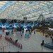 Terminal 1, Hamburg Airport (EDDH / HAM), during pre-christmas