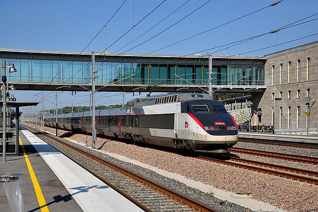 TGV SE new look