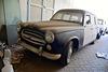 Sharjah 2013 – Sharjah Classic Cars Museum – Peugeot 403