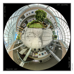Ausstellungsplanet - Indoor Exhibition Planet