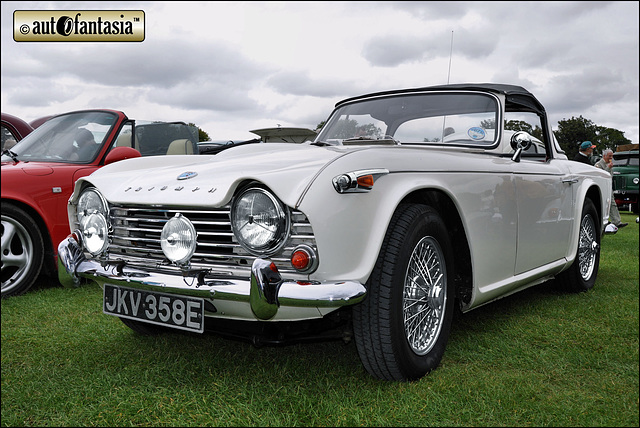 1967 Triumph TR4A - JKV 358E