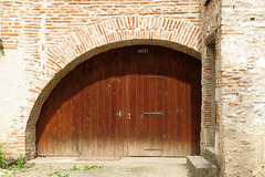 Dans le vieux Cahors (Lot, France)