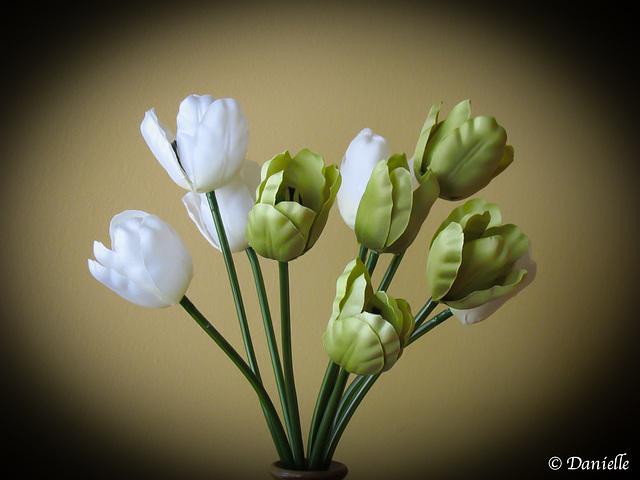 Arrangement floral…..