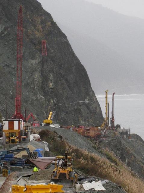 CA-1 Rain Rocks Rock Shed 3680a