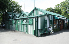 Christchurch Boathouse