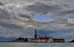S. Giorgio Maggiore. Un Palladio al atardecer