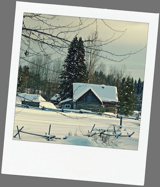 Cottonwood House, BC