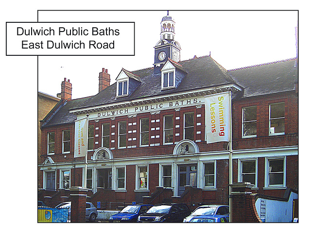 Dulwich Public Baths - 20.10.2006