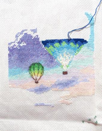 Balloon Glow 12/15/13
