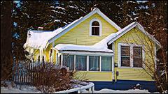 Dr. G.R. Baker House, Quesnel, BC