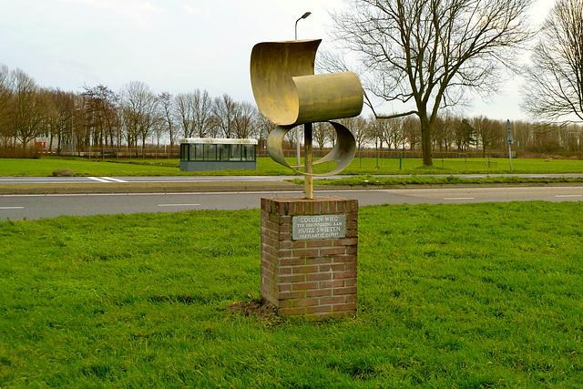 """Monument """"Gouden Wieg"""""""