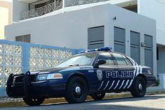 Policia Estatal Crown Vic - 5 March 2014