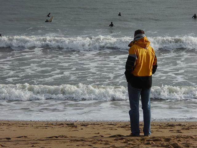 état de la mer entres les perturbations