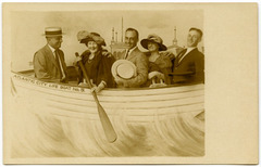 The Jolly Crew of Atlantic City Life Boat No. 5