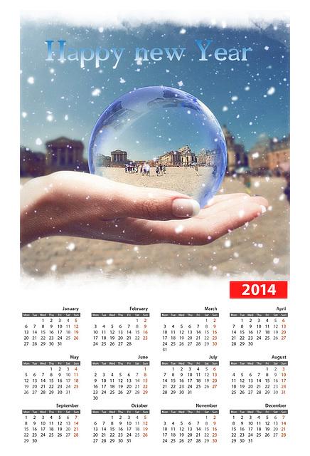 Happy new Year (chiche)