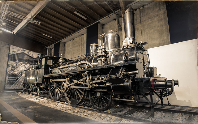 Locomotive Etat n°2029