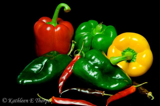 Pepper Medley