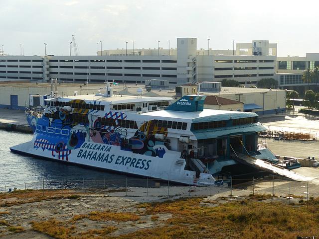 Fast Ferry Pinar del Rio - 25 January 2014