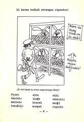 Provkurseto de Esperanto kun bildoj: Kuniklofino