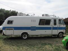 1970 Travco 270 Dodge Motorhome