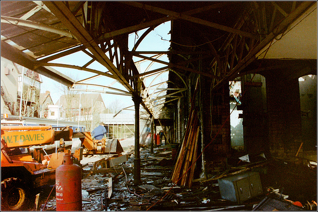 Station Demolition