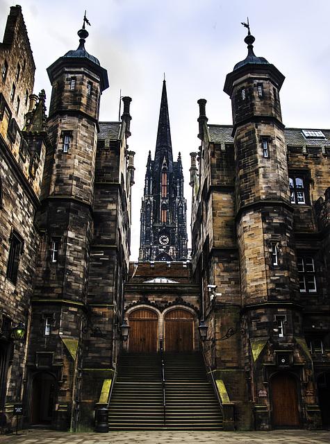 General Assembly Hall of the Church of Scotland, Edinburgh
