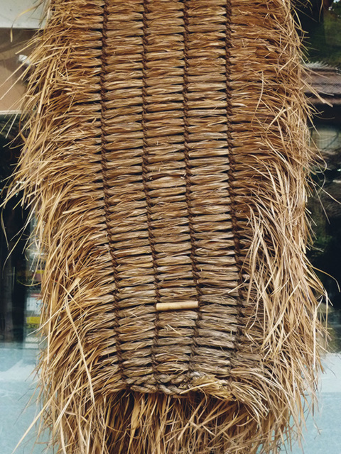 straw weave