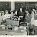 Nu Phi Mu Cake Bake at Sears, 1947
