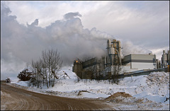 Quesnel River Pulp Co.