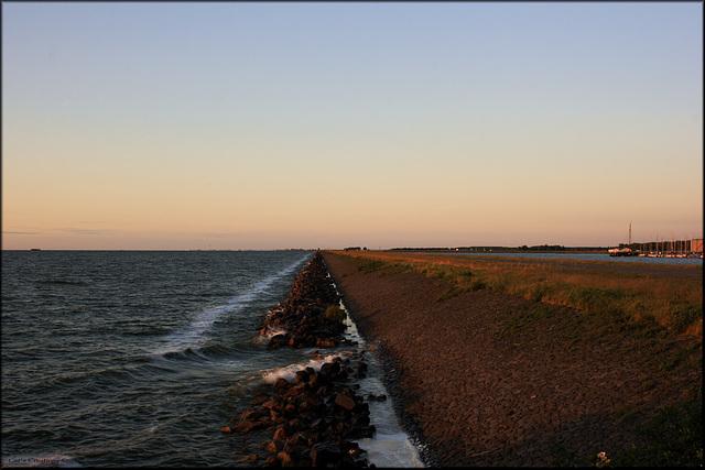 IJsselmeer - Largest Lake in Western Europe
